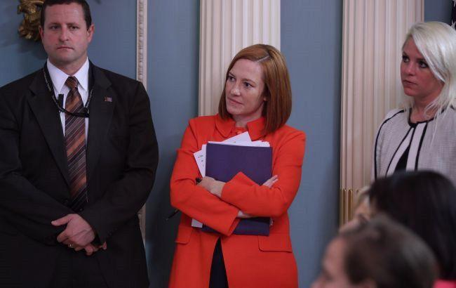 """В Белом доме назвали """"Северный поток-2"""" плохой сделкой, но новые санкции не комментируют"""