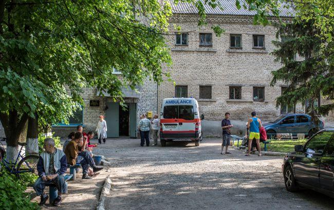 На Донбассе при обстреле Марьинки пострадал мирный житель