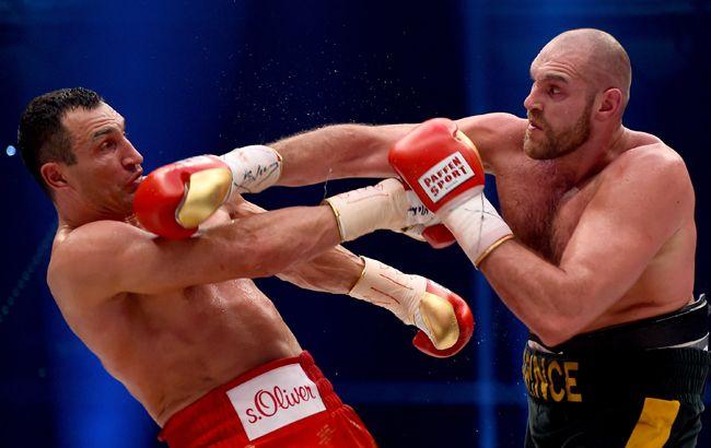 Кличко проти Ф'юрі: з'явилися шокуючі подробиці бою