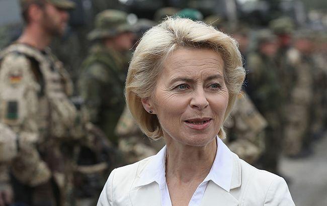 Министр обороны Германии уходит в отставку
