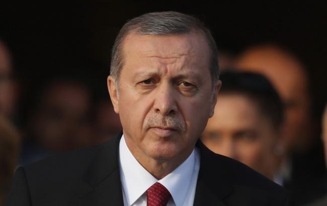 Фото: Реджеп Эрдоган (Sean Gallup/Getty Images)