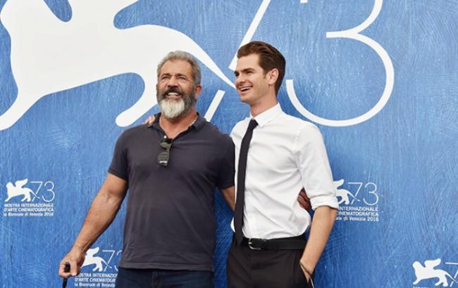 Мел Гібсон показав у Венеції свій новий фільм після 10 років мовчання