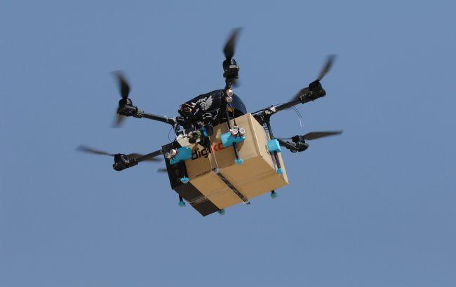 Samsung дронами будет доставлять свои товары в Ирландии