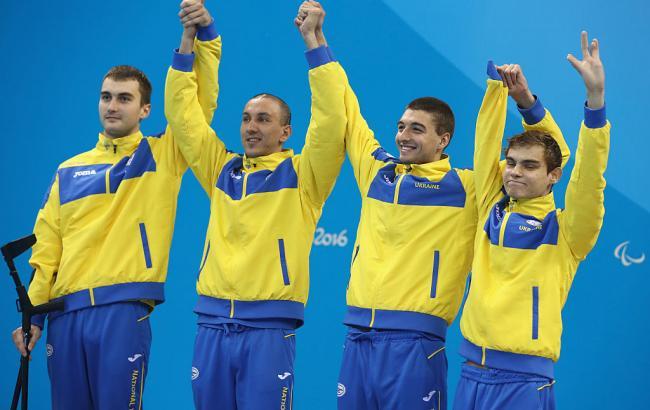 Фото: Украинские паралимпийцы (112.ua)