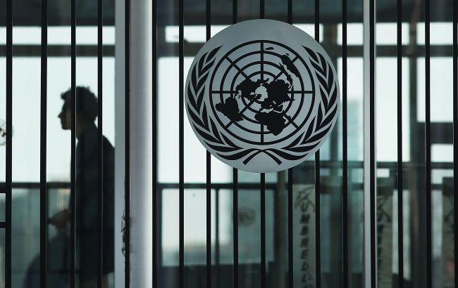 В ООН отреагировали на заявление России об отводе войск от границ с Украиной