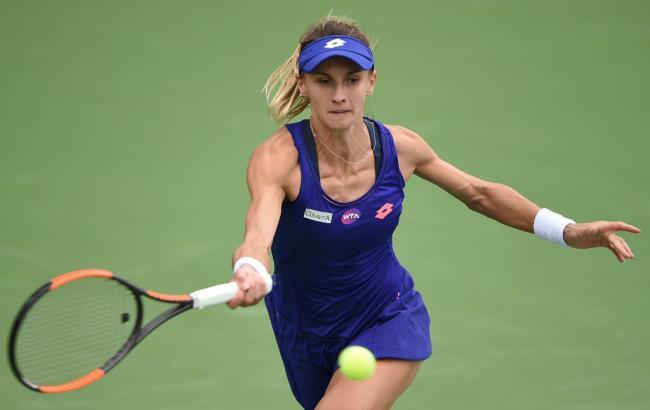 Э.Свитолина вырвала путевку втретий круг турнира «BNP Paribas Open»
