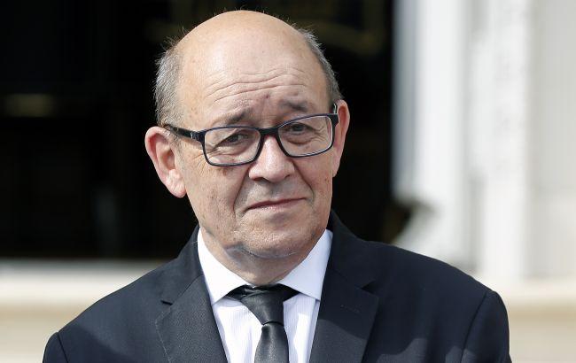 Глава МИД Франции объяснил, почему не был на саммите Крымской платформы