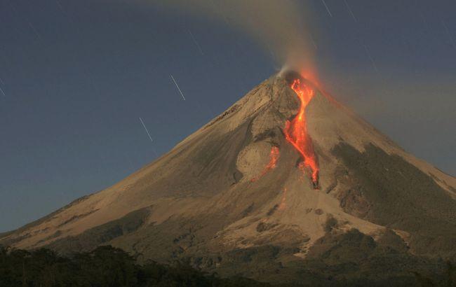 В Индонезии началось извержение вулкана Мерапи