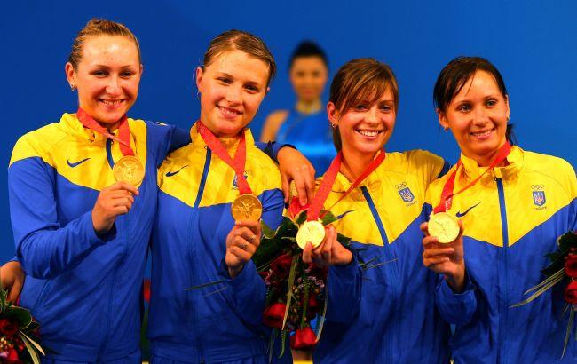Украина на Олимпийских играх: история побед наших спортсменов
