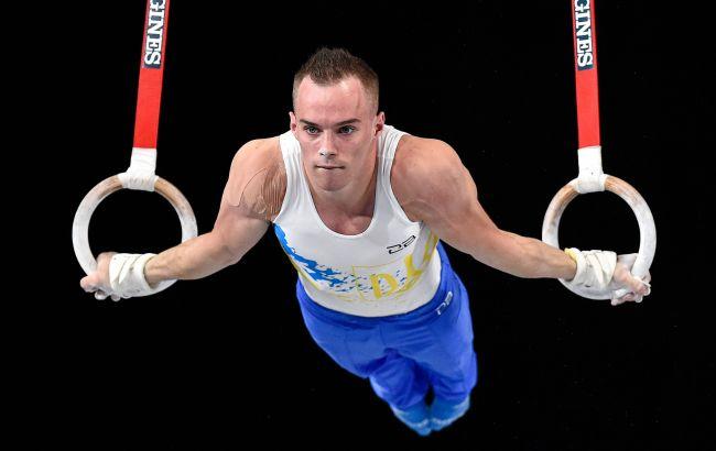 Украинский гимнаст подал апелляцию на свое отстранение из-за допинга