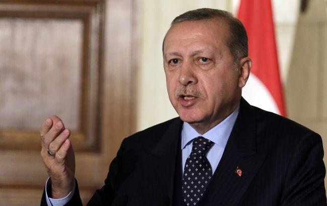 Фото: Реджеп Тайип Эрдоган (Milos Bicanski/Getty Images)