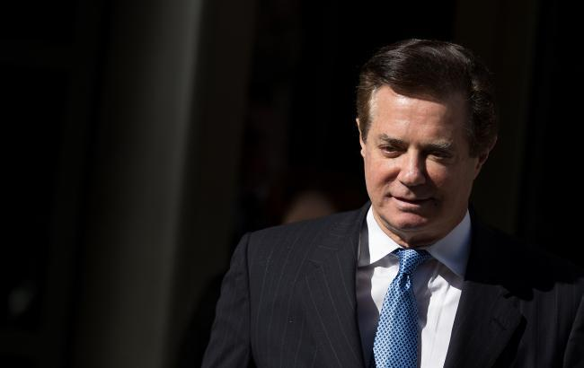 Фото: Пол Манафорт (Drew Angerer/Getty Images)
