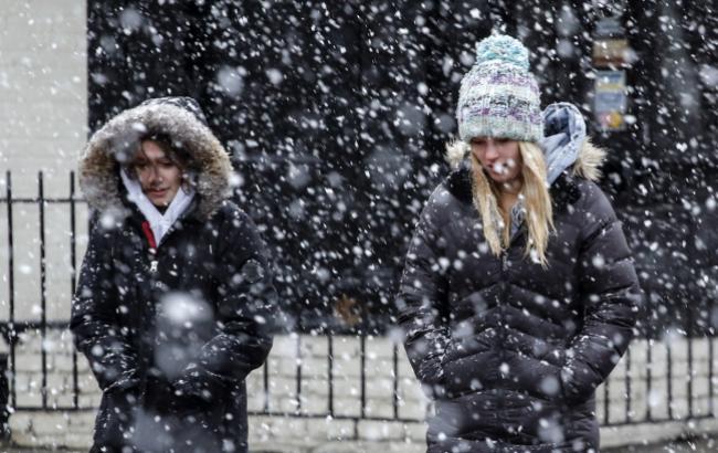 Когда в Украину придет зима: прогноз синоптика