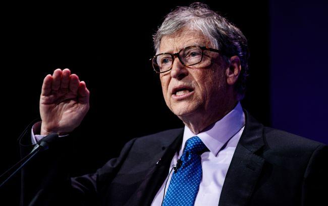 Білл Гейтс назвав строки закінчення пандемії COVID-19: неймовірна трагедія