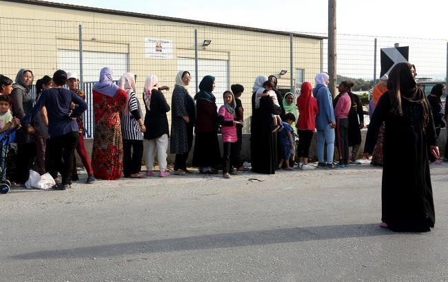 За цей рік з Греції виїхали майже 10 тис. мігрантів