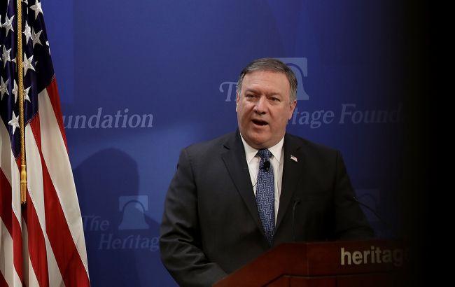 Помпео отреагировал на обстрел военной базы с американцами в Ираке