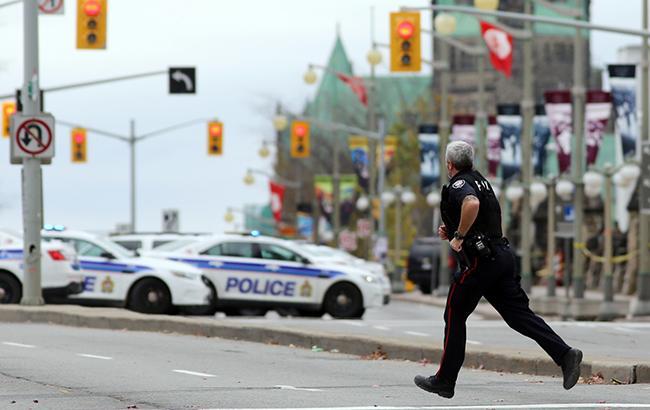 Стрельба в Канаде: полиция задержала одного из подозреваемых