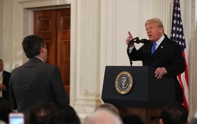 Fox News підтримав позов CNN проти Трампа
