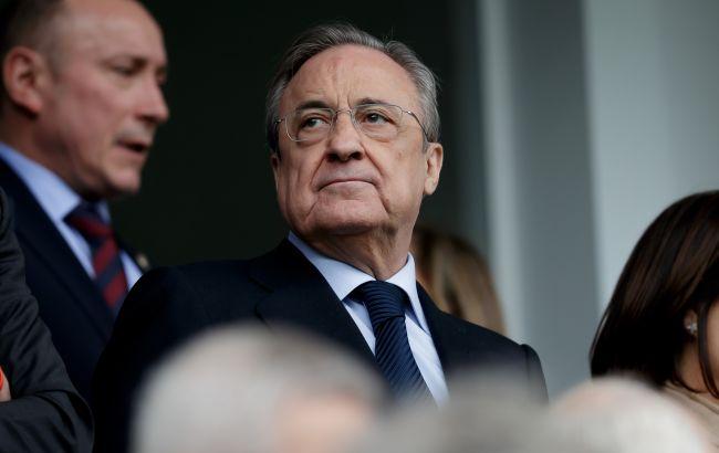 """Президент """"Реала"""" обвинил """"Манчестер"""" в развале европейской Суперлиги"""