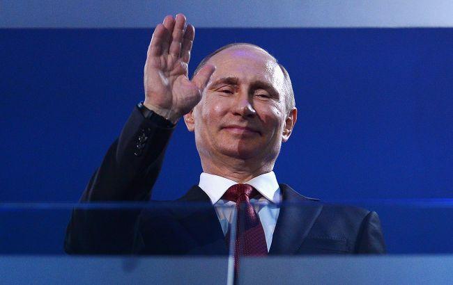 """Путин назвал """"опасными"""" протесты в России в поддержку Навального"""