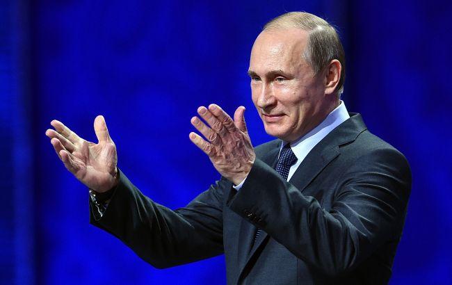 Путін заявив, що в Криму достатньо власних запасів води