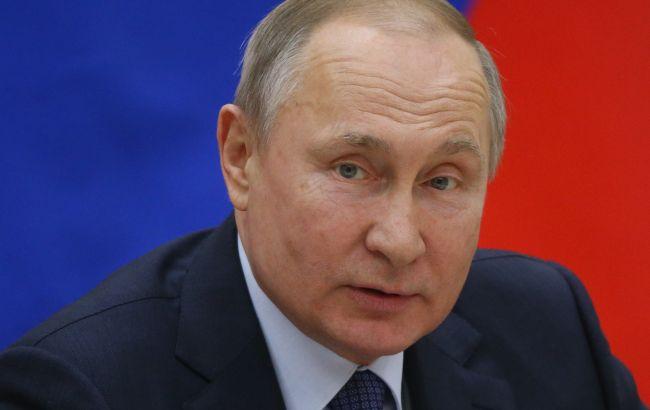 """Путін різко відреагував на арешт Медведчука: """"зачистка політичного поля"""""""