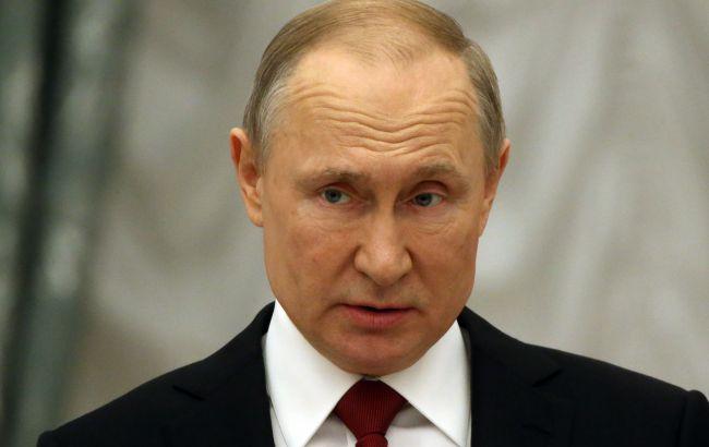 У Путіна відреагували на слова Зеленського про можливий розрив зв'язків України з ОРДЛО