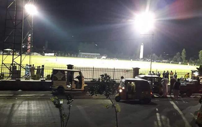 В Афганістані в результаті вибухів на стадіоні загинули 8 осіб