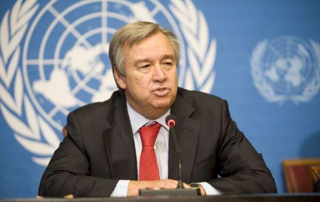 Генсек  ООН иСовет Безопасности осудили теракт вМанчестере