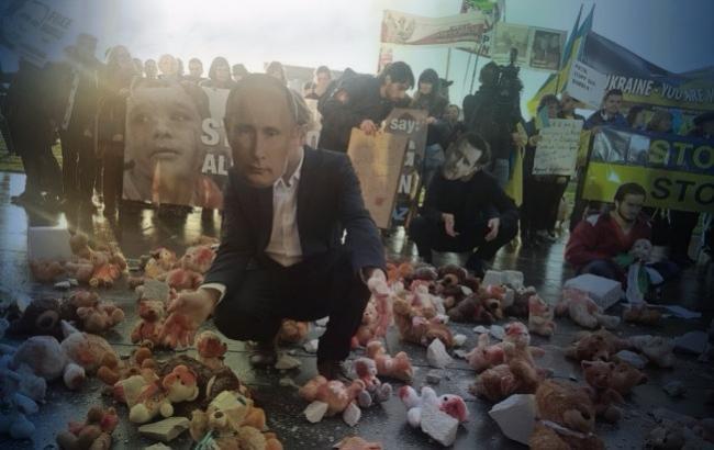 Фото: Путина в Берлине встретили популярной песней (apostrophe.ua)