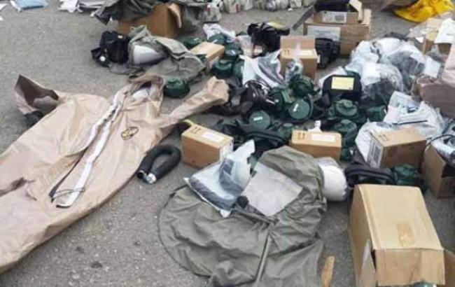 Сирийские боевики изготавливали химическое оружие