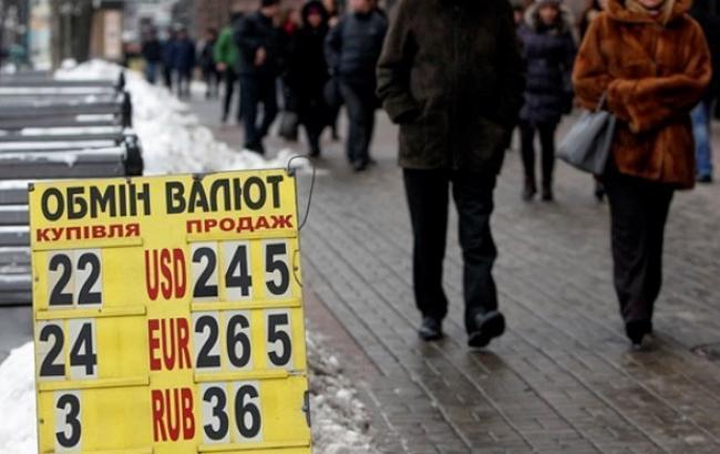 Курс доллара на межбанке 14 апреля в продаже снизился до 22,80 грн/долл., - Интербизнесконсалтинг