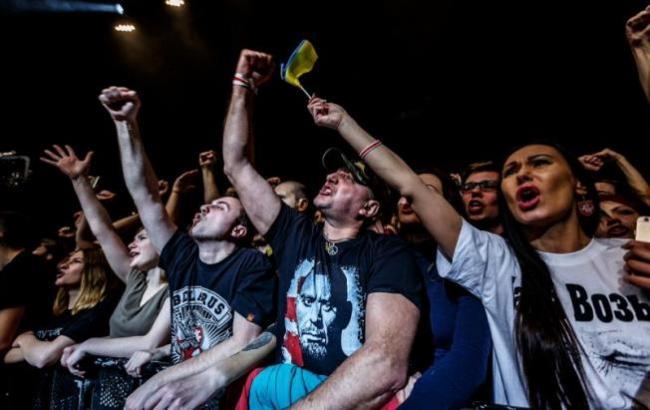 Фото: Концерт Brutto в Мінську