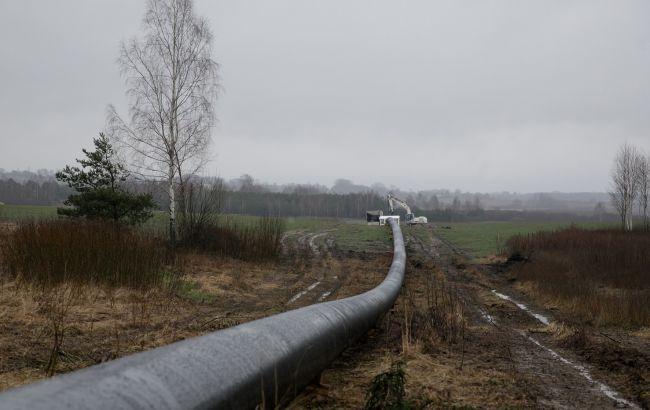 Литва начала строительство газопровода-интерконнектора с Польшей