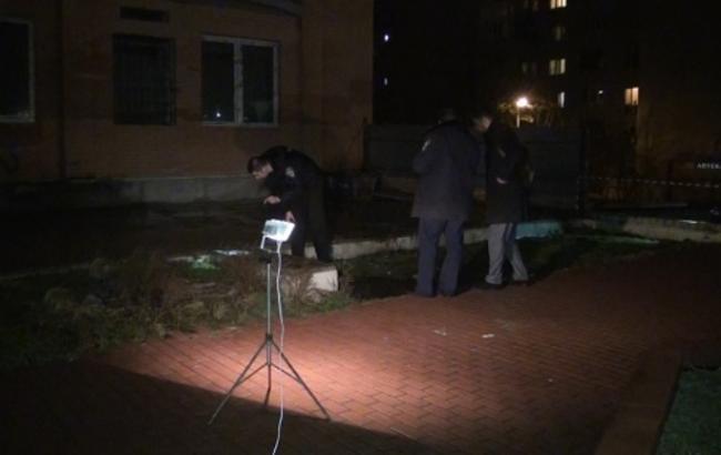 Фото: в Киеве стреляли в директора НИИ