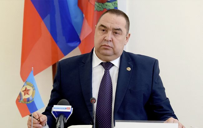У МВС підтверджують втечу ватажка ЛНР Плотницького в Росію