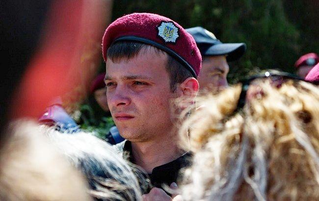 """В Одесу стягнули Нацгвардію і полк """"Азов"""""""