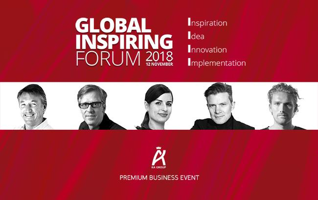 Global Inspiring Forum 2018