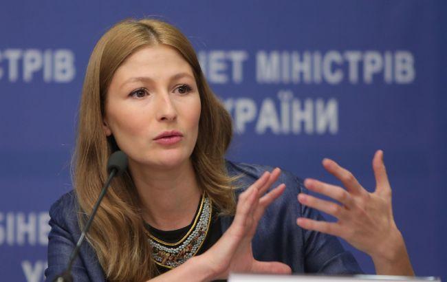 Фото: заступник міністра інформаційної політики Еміне Джеппар