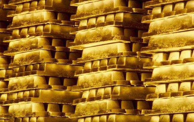 Гражданин Нью-Йорка походя похитил ведро с39кг золота