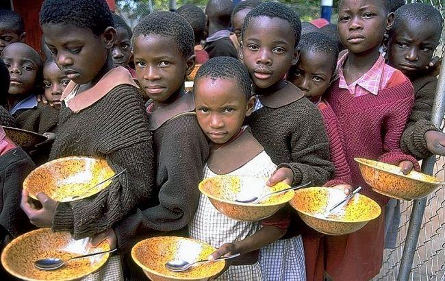 Голодные африканские дети Lurkmore