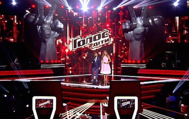 Фото: На сцене шоу Голос. Діти 3 (youtube.com)
