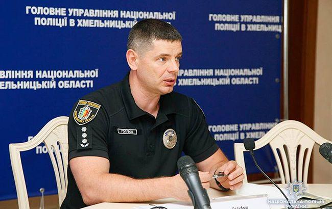 Керівник прикарпатської поліції Володимир Голубош розповів про перші робочі дні в Івано-Франківську