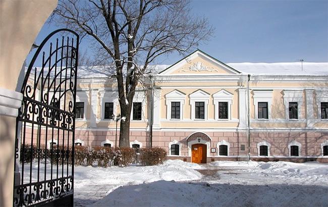 В Киеве залило кипятком популярный музей (фото)
