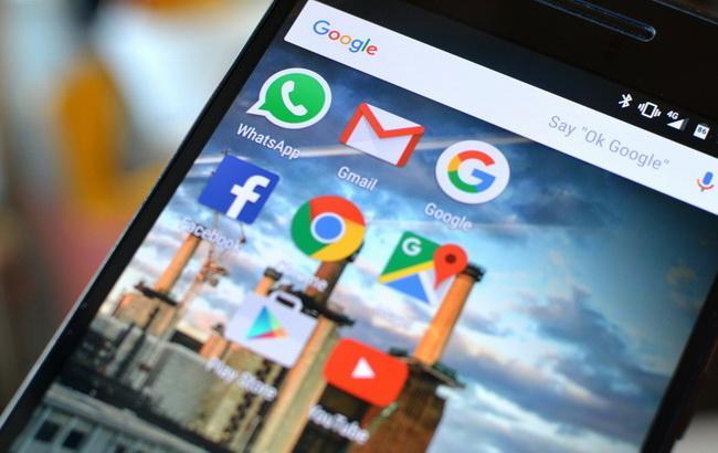 WhatsApp і Gmail похвалилися рекордною аудиторією понад 1 млрд користувачів