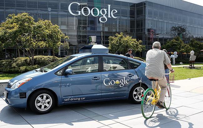 """Фото: амкриканская корпорація """"Гугл"""" (Getty Images)"""