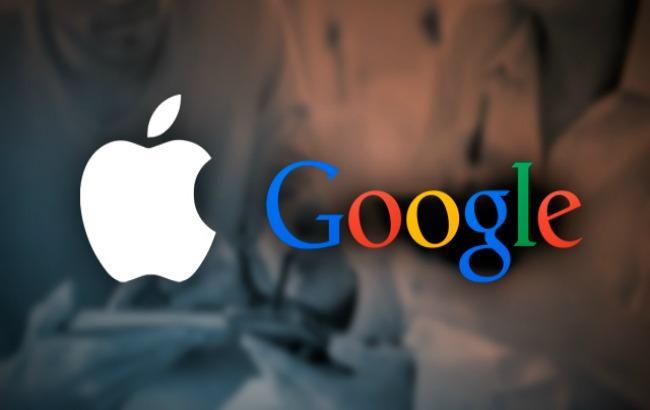 Фото: Apple і Google звинувачують в антиконкурентних діях