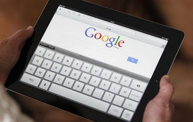 Фото: поисковик Google на устройствах Apple (Reuters)