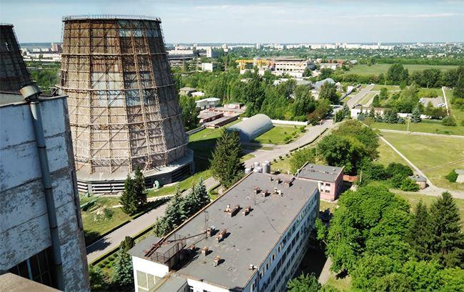 Фото: ТЕЦ в Білій Церкві (google.com/maps)