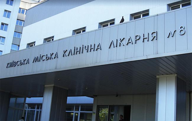 У лікарні Києва 80-річний пацієнт покінчив життя самогубством